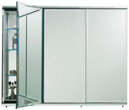 Robern Cb Tfc6038 C Series 3 Door Medicine Cabinet Whiteheadmbradleyzy