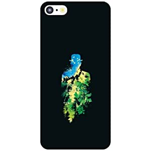 Apple iPhone 5C Back Cover - (Printland)