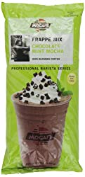 MOCAFE Frappe  Chocolate Mint Mocha, Ice Blended Coffee, 3-Pound Bag