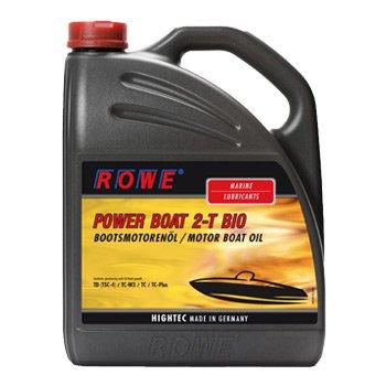 ROWE Power Boat 2-T Bio - vollsynthetisches Motoröl