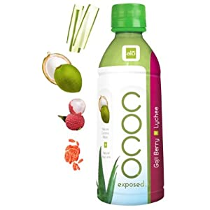COCO Exposed Gojiberry + Lychee 330ml*12