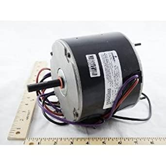 OEM Upgraded Emerson 1/6 HP 230v Condenser Fan Motor K55HXJAE-8958