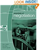 Essentials of Negotiation