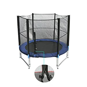 ProActive Top Grade 8ft Trampoline Safety Enclosure Netting (Net Only)
