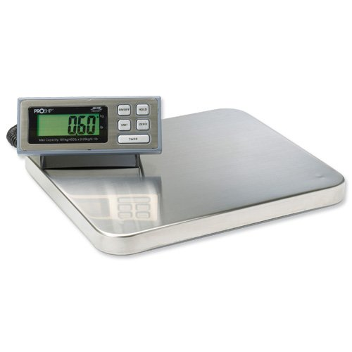 PROSHIP Heavy Duty Shipping Stainless Steel Platform Scales