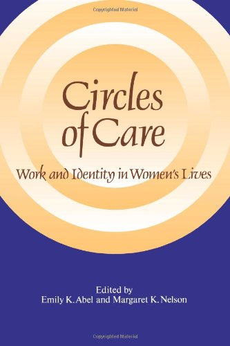Circles Of Care: Work And Identity In Women'S Lives (Suny Series On Women And Work) front-393594
