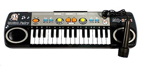Children Kids 32 Keys Organ Piano Keyboard Karaoke W/ Mic Musical Toy Discount 3201