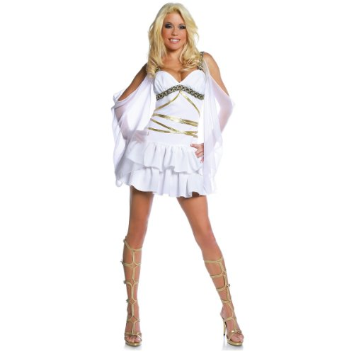 Aphrodite Costume - Large - Dress Size 12-14