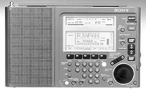 Sony ICF-SW77 Weltempfänger anthrazit