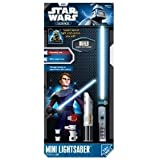Toy / Game Uncle Milton Star Wars Science Mini Lightsaber Tech Lab With Four Colored Crystals (Ages 6+)