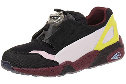 Puma McQ Disc Black by Alexander McQueen Mens Sneaker 358937 01 , Numero di scarpe:EUR 45