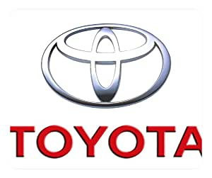 Amazon.com : Toyota Car Logo-003 rectangle Mouse Pad by Gotaluck