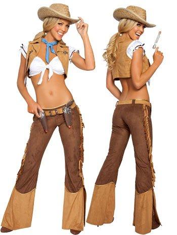 Xvideos девушки в ковбойской одежде165