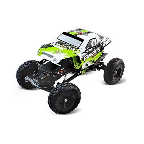 サークル 4輪ドライブラジコンカー 45度の斜め斜面も登れる 充電式 お子さんへのプレゼントに最適
