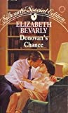 Donovans Chance (Silhouette Special Edition) (0373096399) by Elizabeth Bevarly