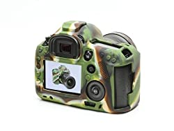 Easy Cover Compatible With Canon Canon 5D Mark III Camouflage Camera Case
