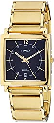 Timex Empera Analog Black Dial Mens Watch - DV14