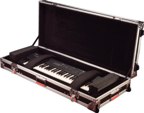 Gator 61 Note Road Case With Wheels (G-Tour 61)