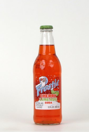 Frostie Cherry Limeade (12 bottles) (Cherry Limeade Soda compare prices)