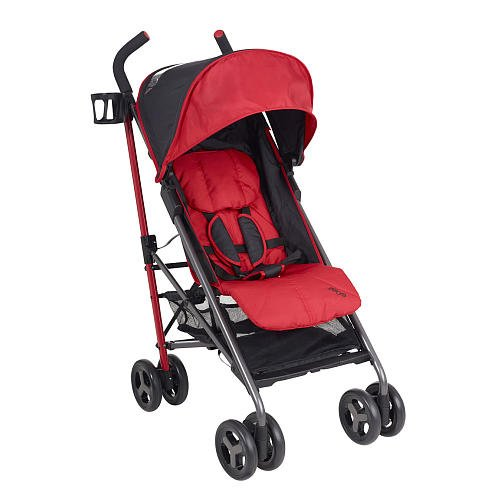 Babies-R-Us-Zobo-Lightweight-Stroller-Cherry