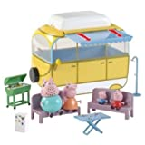 New quality Brand New Peppa Pig's Campervan Playset