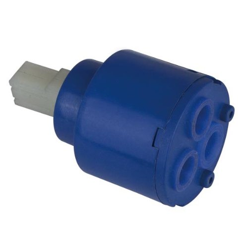 35mm Ceramic Disc Cartridge Valve For Single Lever Monobloc Bathroom Or Kitchen Mixer Taps - Tap Replacement Spares From Grand Taps UK Ltd