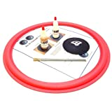 Buy Cerwin Vega 15 Flat-attach Speaker Foam Surround Repair Kit with Dust Cap D9, DX9 - 15 Inch  by Springfield+Speaker