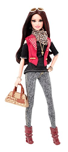 Barbie Style Raquelle Red Vest Doll (Red Barbie compare prices)