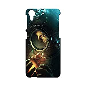BLUEDIO Designer Printed Back case cover for HTC Desire 626 - G3311