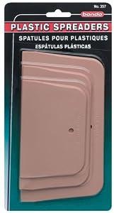 3M 357 Bondo Spreader, (Pack of 3) from Bondo
