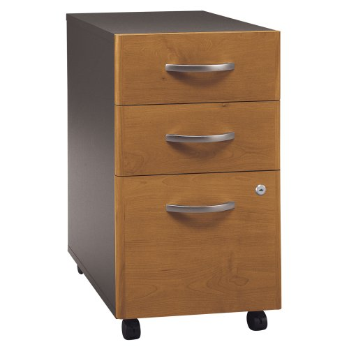 BUSH BUSINESS FURNITURE SERIES C:3 DRAWER PEDESTAL
