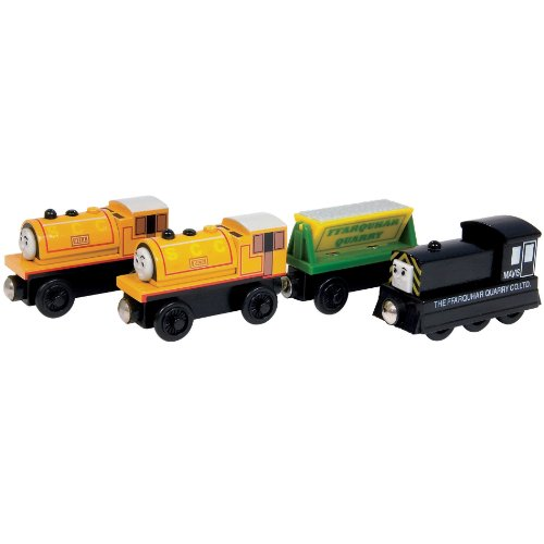 Thomas And Friends Wooden Railway - Quarry Gift Pack