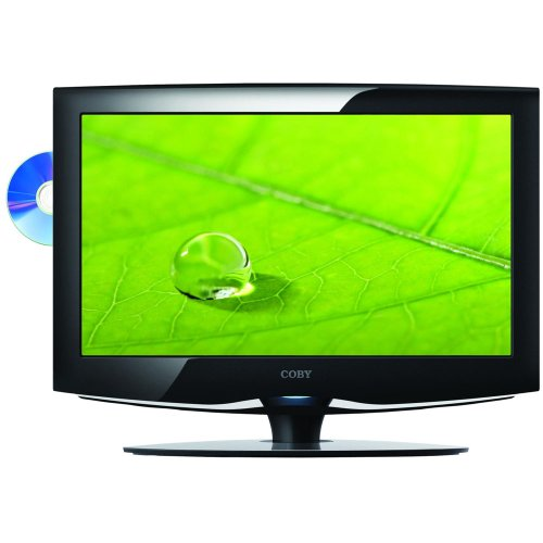 Coby TFDVD2395 23-Inches 1080p LCD High-Definition Television DVD Combo - Black