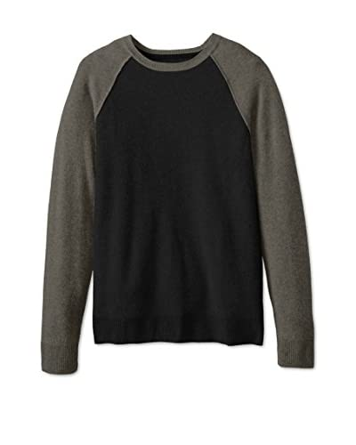Velvet by Graham & Spencer Men's Grayson Colorblocked Sweater