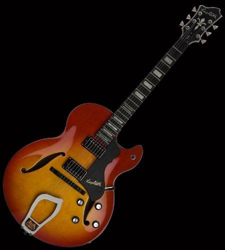 best buy new hagstrom vintage hj500 hollow body electric guitar on sale guitars. Black Bedroom Furniture Sets. Home Design Ideas