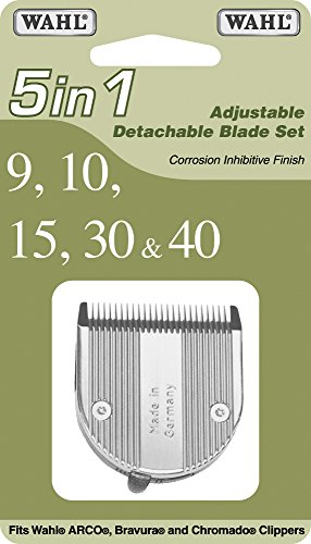 Wahl Professional Animal 5in1 Fine Blade #2179-301 (Wahl Chromado Replacement Blade compare prices)
