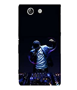 printtech Disco DJ Music Back Case Cover for Sony Xperia Z4 Mini::Sony Xperia Z4 Compact