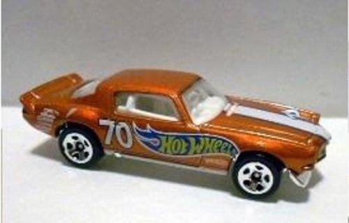 hot-wheels-krogers-exclusive-super-speeders-70-camaro-road-race-dark-orange-11-12-by-mattel