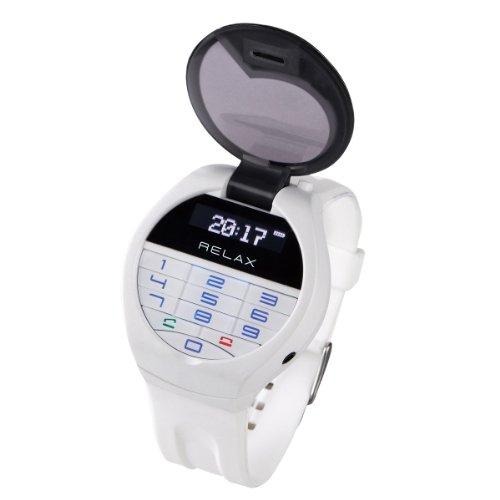 [リラックス]RELAX 腕時計 bluetooth Photch SPLIT/フォッチ スプリット RPH-2-WH メンズ