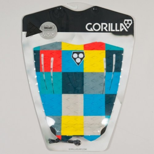 Cheap Gorilla Grip Custom Surfboard Traction Pad Mojo Color Squares 5c386fbac