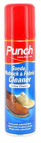 Punch - Suede, Nubuck & Fabric Cleaner