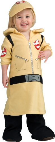 Ghostbusters Girl Infant Costume Size 6-12 Months