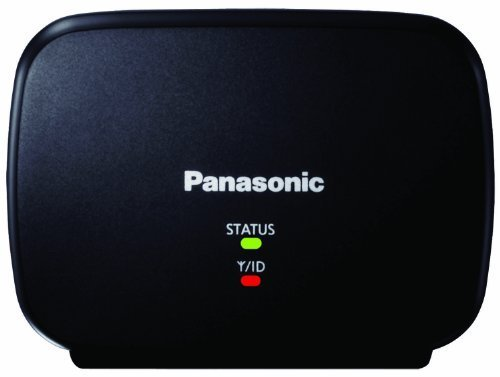 Panasonic Kx-Tga405B Range Extender For Dect 6.0 Plus Cordless Phone Systems By Panasonic Office Product