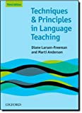 Techniques and Principles in Language Teaching (0194423603) by Larsen-Freeman, Diane