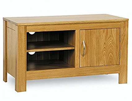 Montana American White Oak TV Stand