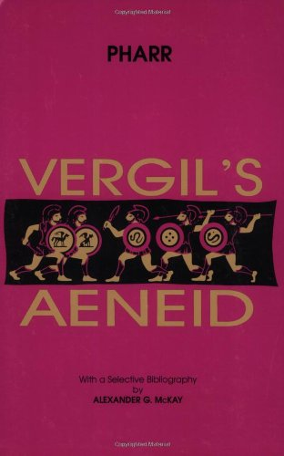 Vergil's Aeneid, Books I-VI (Latin Edition) (Bks. 1-6)...