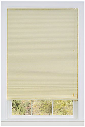 Achim Home Furnishings Honeycomb Cellular Shade, 31-Inch by 64-Inch, Alabaster