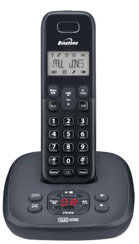 Binatone Veva 1720 Single DECT Phone with Answer Machine image