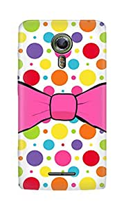 SWAG my CASE Printed Back Cover for Alcatel OneTouch Flash 2