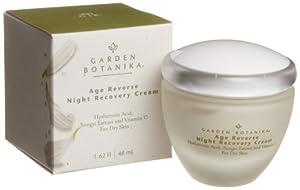 Garden Botanika Age Reverse Night Recovery Cream, 1.62 Ounce by Garden Botanika